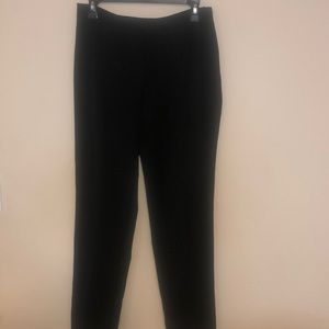 Black loose trouser pant Size 4.2